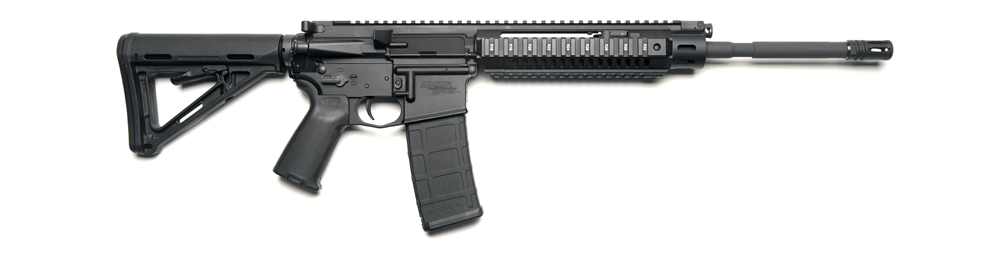 ADCOR A-556 ELITE™ - The Gas Piston Rifle Perfected